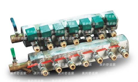 新型水力平衡分配器