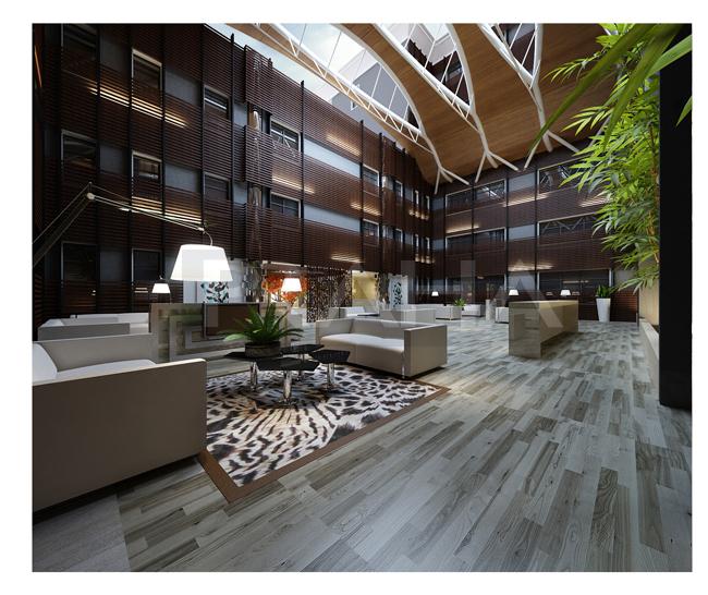 shopmall空间设计,高端专卖店设计,咖啡厅设计,高端理发会所,美容院